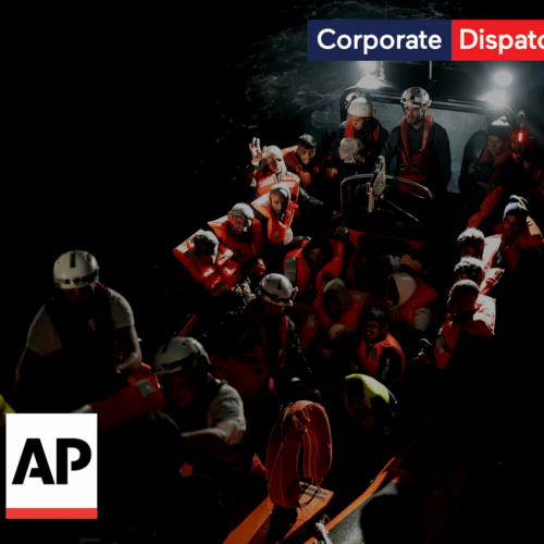 334 persons rescued, 4 bodies recovered from Spain's maritime rescue service
