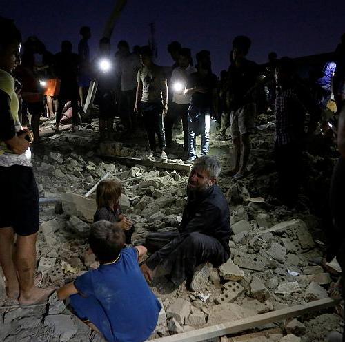 18 dead in explosion in Sadr City (Baghdad)