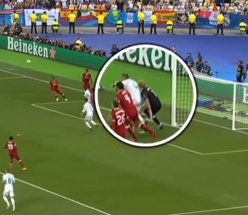 Liverpool goalkeeper was suffering from concussion after elbowing from Ramos in Champions League final