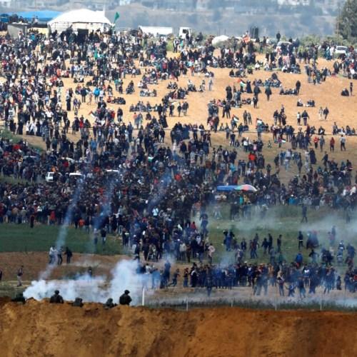 New violence escalation along Gaza-Israel border