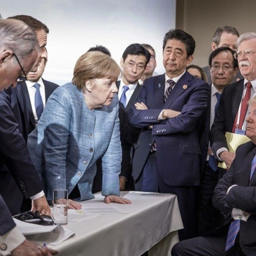 G7 – The Confusion after the storm