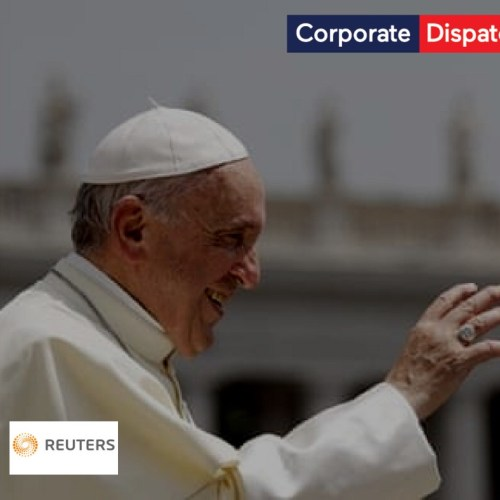 Pope Francis hopes Singapore summit will lead to Peace