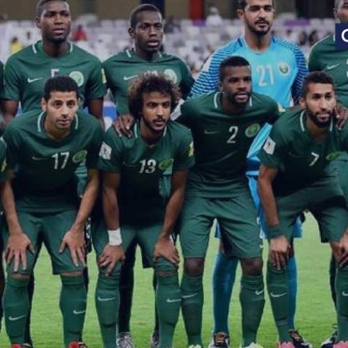 Saudi National Team safe after official team plane caught fire in mid air
