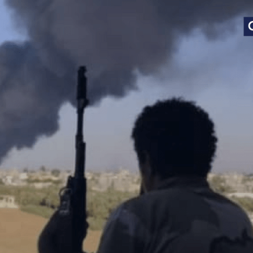 'Major offensive' launched in Libya's oil crescent