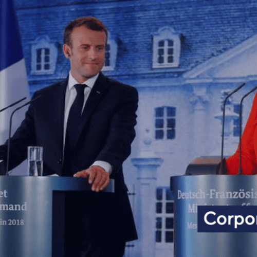 Merkel and Macron agree to open a new chapter in European Union relations