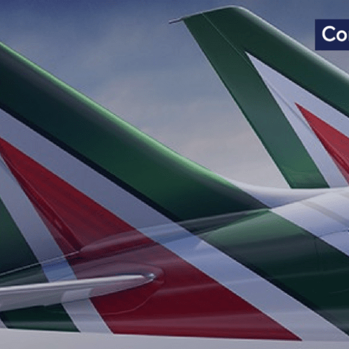 Alitalia will return to be Italy's national flag-carrying airline