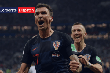 World Cup – Croatia beats England to reach final for first time