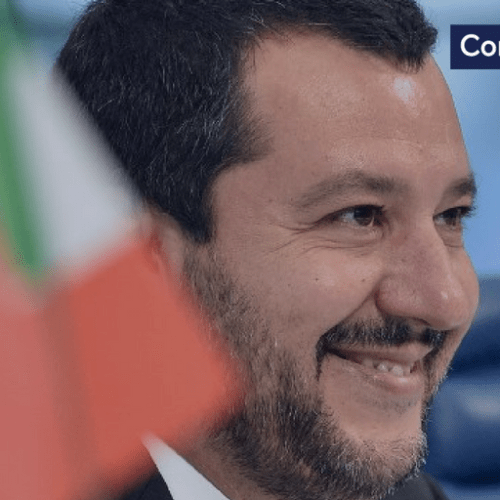 Matteo Salvini wants that EU sanctions against Russia are dropped by end 2018