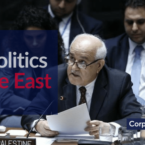 Palestine elected as presiding country of the UN Group of 77