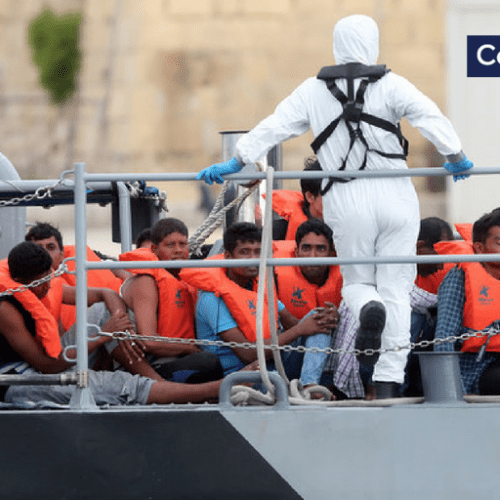 EASO cautions that COVID-19 could result in increased asylum-related migration