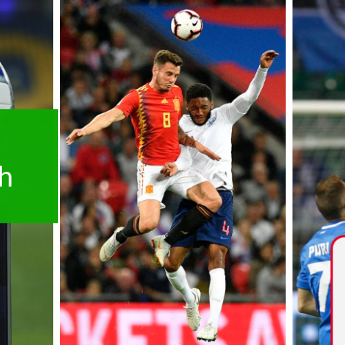 UEFA Nations League Roundup
