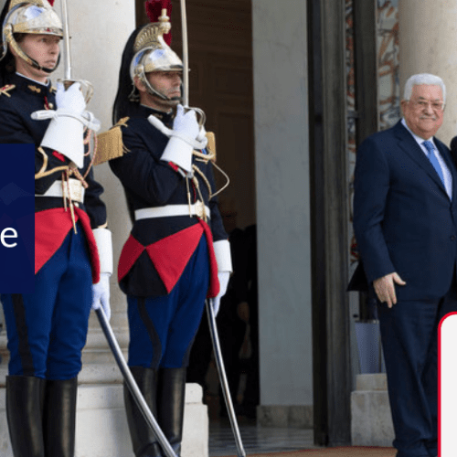 Abbas seeks French support to counter Trump's policy position in Israeli – Palestinian conflict