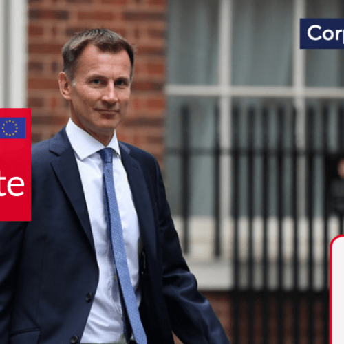 Foreign Secretary Jeremy Hunt urges EU not to mistake British politeness for weakness after Brexit negotiations reached an impasse