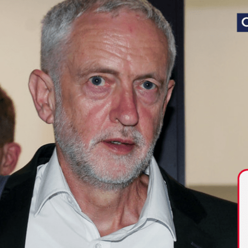 Corbyn prepared to back second referendum on Brexit if party activists forced change in Labour policy