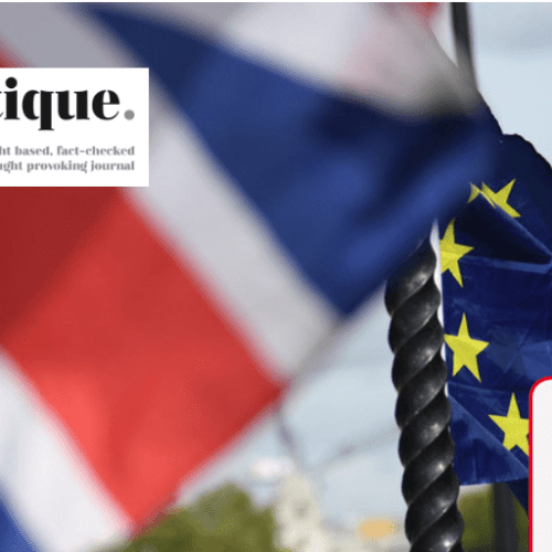 Deal or No Deal – The consequences of Brexit (TMI)