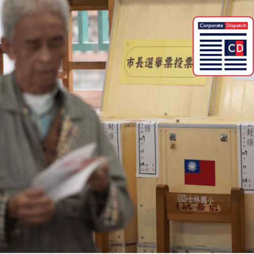 Local elections and same-sex marriage referendum in Taiwan