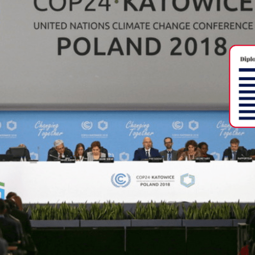 UN talks on climate change underway in Polish city of Katowice