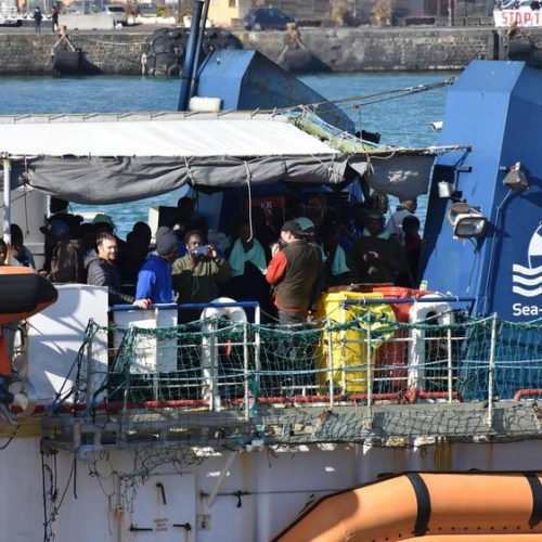 Frontex reports 80% decline of number of irregular migrants using Mediterranean routes