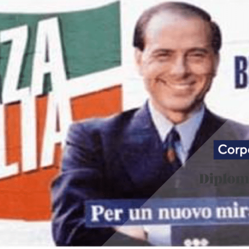Berlusconi announces he will contest MEP elections, 25 years since his entrance in the political sphere