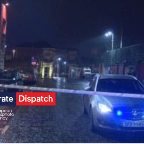 Suspected car bomb explodes in Londonderry, Northern Ireland