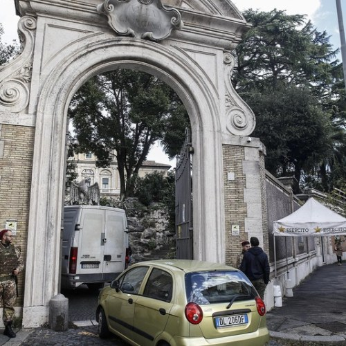 Human remains found at Vatican owned property in Rome not of girls who disappeared in 80s