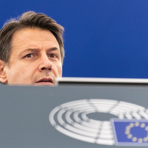 """I'm not a puppet"" – Italian PM Giuseppe Conte at European Parliament"