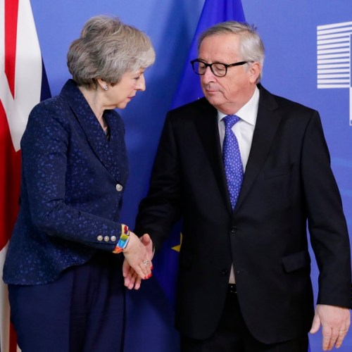 EU and UK agree to restart Brexit talks to find a way through deadlock