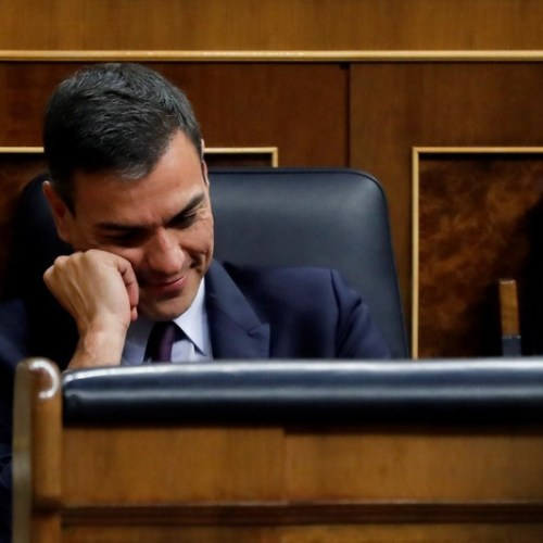 Possible elections in Spain as parliament rejects Budget Updated