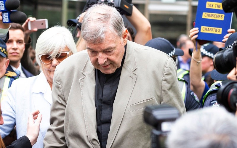 New legal woes for Cardinal Pell