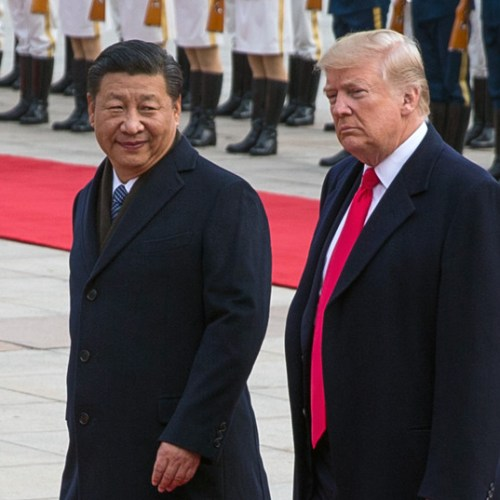 China and US agree to resume trade talks