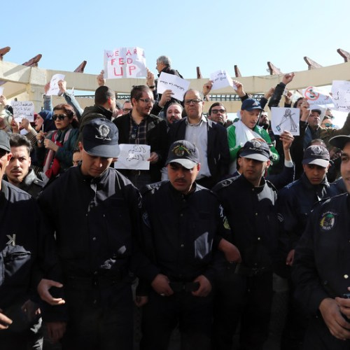 Algerians expected to protest against President Bouteflika