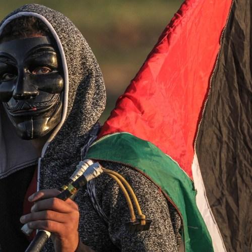 Photo Story -Protests in Gaza