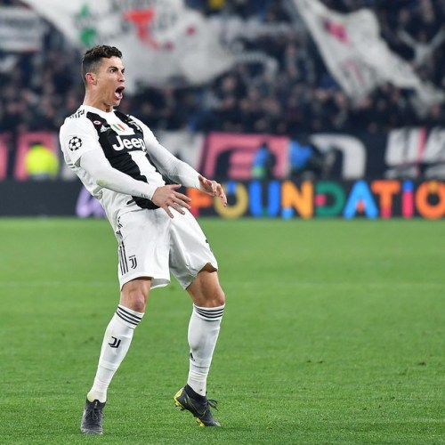 Ronaldo might face ban for 'improper conduct' following 'cojones' celebration imitation of Atletico's Simeone's gesture