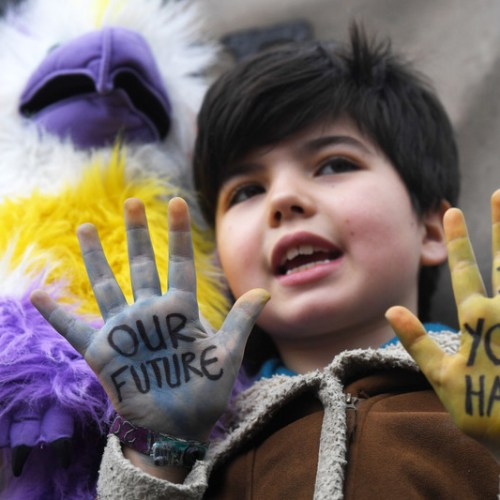 Photo Story – Our Future in Your Hands #FridayForFuture