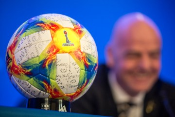 Prosecutor investigating FIFA boss Infantino is removed