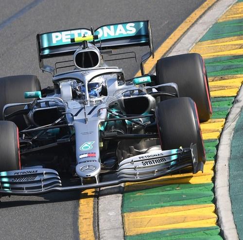 Valtteri Bottas wins Australian Grand Prix ahead of Lewis Hamilton