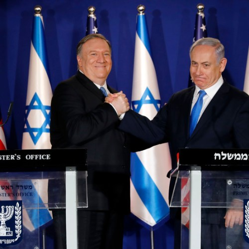 God may have sent Trump to earth to protect Israel – Mike Pompeo