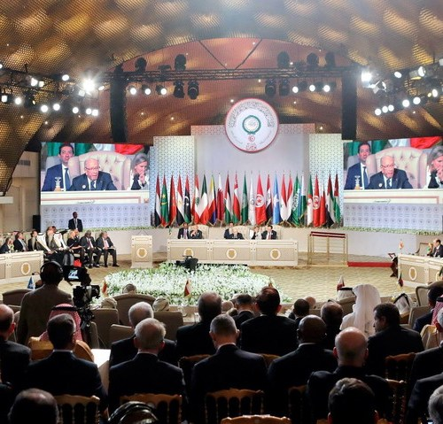 Arab leaders issue renewed call for establishment of Palestinian State