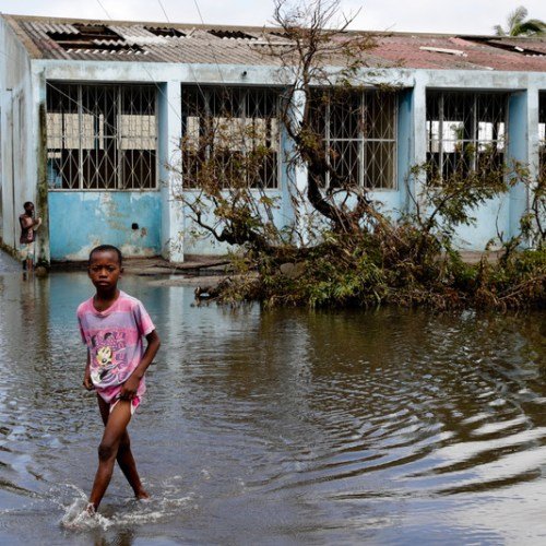 Victims of Cyclone Idai in southern Africa surpass 500