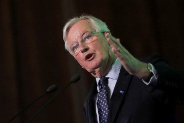 Ex-EU Brexit negotiator Barnier: UK reputation at stake in Brexit row