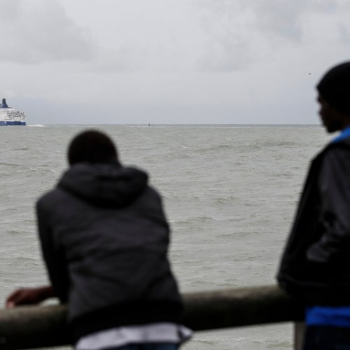 Another mass attempt by migrants to board cross-Channel ferry to Dover
