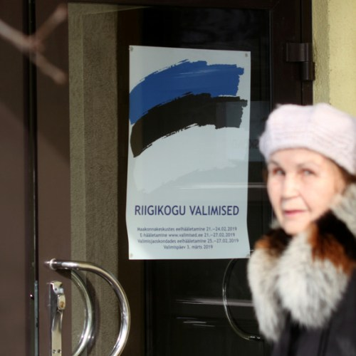 Reform party wins Estonia's general election