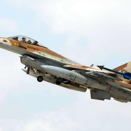 Israeli military targets Hamas leader office in Gaza