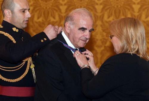 Dr George Vella will be Malta's 10th President