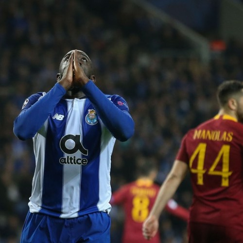 Porto beats Roma to qualify for the Champions League Quarter Finals