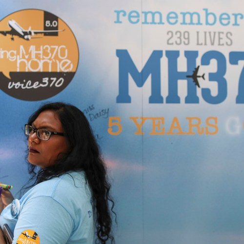 Appeal for serious commitment to find plane from Flight MH370