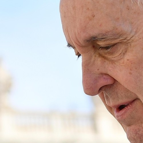 UPDATED: Pope alert and in good condition after surgery to remove part of colon
