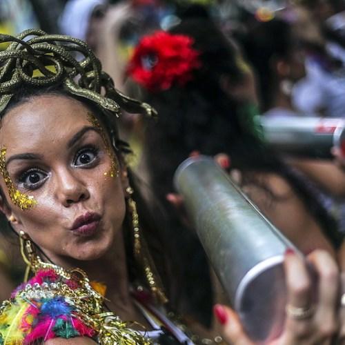 Rio de Janeiro's Carnival celebrations kick off