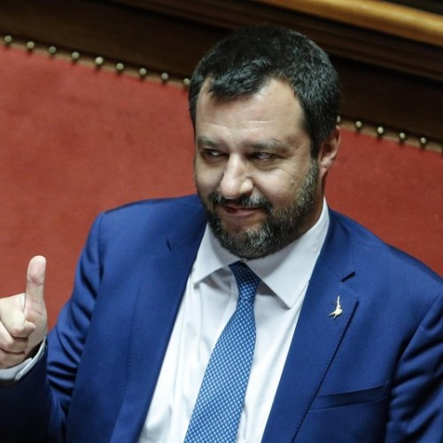 Lega set to be second party in European Parliament latest projections