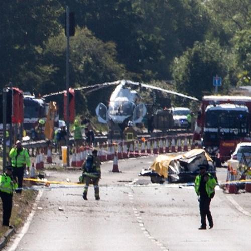 Shoreham airshow tragedy pilot cleared